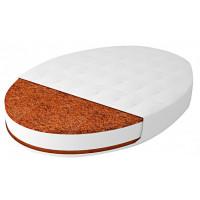 Матрас Forest для овальной кроватки Дрема Классик 125х75х8 см