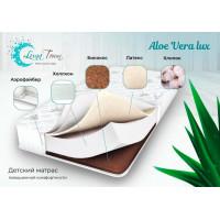 Матрас Lunatown со съемным чехлом Aloe Vera Lux 119x59х12