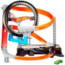Mattel Hot Wheels Сити игровой набор Шиномонтажная мастерская