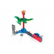 Mattel Hot Wheels Сити игровой набор Воздушная атака дракона-робота