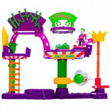 Mattel Imaginext Набор игровой Веселый дом Джокера