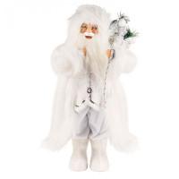Maxitoys Дед Мороз белоснежный 46 см