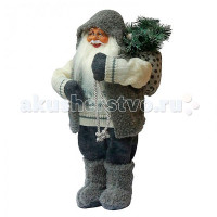 Maxitoys Фигура Дед Мороз с Елкой в Шубке