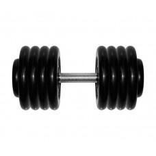 MB Bardell Гантель профи 43.5 кг