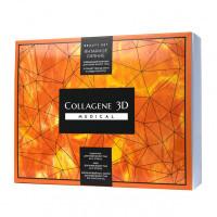 Medical Collagene 3D Подарочный набор для ухода за кожей вокруг глаз Янтарное сияние