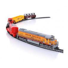 Mehano Cargo Train с ландшафтом