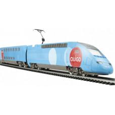 Mehano Двухэтажный TGV Ouigo