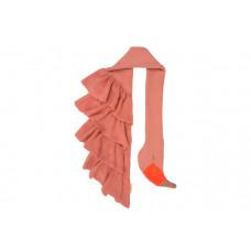 MeriMeri Шарф вязаный Фламинго