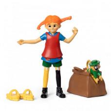 Micki Набор кукол для домика Пеппи и обезьянка