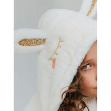 Mihi Mihi Детская шапка Кролик с блестками