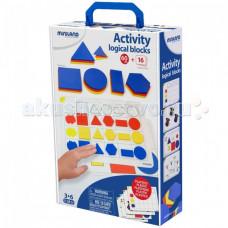 Miniland Детский Набор Логические блоки