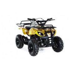 Motax Квадроцикл детский бензиновый ATV Mini Grizlik Х-16 с электростартером и пультом