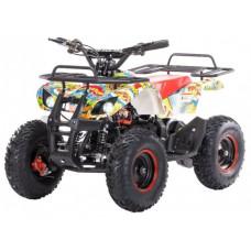 Детский квадроцикл Motax Mini Grizlik Х-16 Big Wheel 1000W