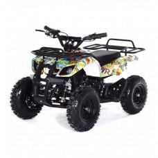 Motax Квадроцикл на бензине ATV Mini Grizlik Х-16 с механическим стартером
