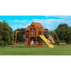 MoyDvor Детская площадка Панорама с рукоходом
