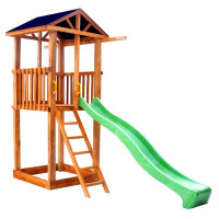 Можга (Красная Звезда) Детская площадка Спортивный городок 1 с тентом