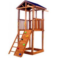 Можга (Красная Звезда) Детская площадка Спортивный городок 2 с тентом