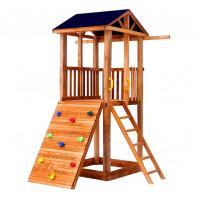 Можга (Красная Звезда) Детская площадка Спортивный городок 3 с тентом