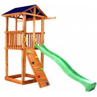 Можга (Красная Звезда) Детская площадка Спортивный городок 4 с тентом