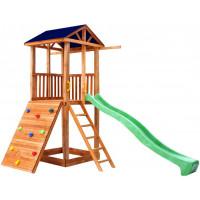 Можга (Красная Звезда) Детская площадка Спортивный городок 5 с тентом
