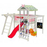 Можга (Красная Звезда) Детский домашний игровой комплекс Чердак