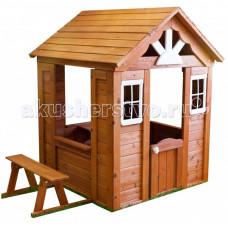 Можга (Красная Звезда) Детский домик Можга Солнечный