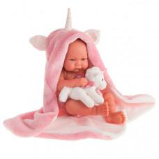 Munecas Antonio Juan Кукла Круз в розовом 42 см
