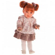 Munecas Antonio Juan Кукла Мария в коричневом 55 см