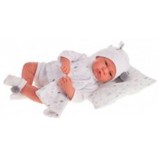 Munecas Antonio Juan Кукла Вирджиния в белом 40 см