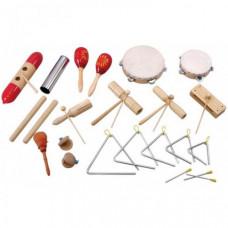 Музыкальный инструмент Flight Набор перкуссии (17 предметов) FPS-17
