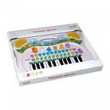 Музыкальный инструмент Genio Kids Мини-синтезатор Поющие-друзья