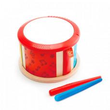 Музыкальный инструмент Hape Двухсторонний барабан