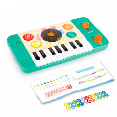 Музыкальный инструмент Hape Синтезатор со звуком и светом