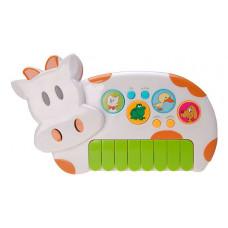 Музыкальный инструмент Potex Синтезатор Animal Farm 8 клавиш 686B