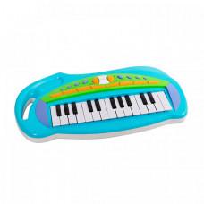 Музыкальный инструмент Potex Синтезатор Music Station 25 клавиш 652B-blue