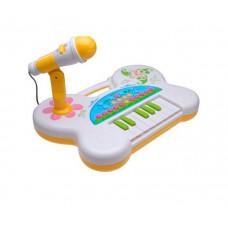 Музыкальный инструмент Potex Синтезатор Singing piano 13 клавиш 507B