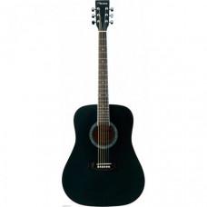 Музыкальный инструмент Veston Гитара акустическая D-45 SP/BKS