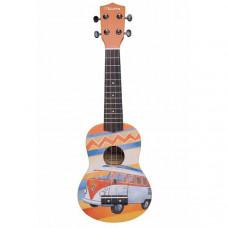 Музыкальный инструмент Veston Укулеле Сопрано KUS 25 BUS