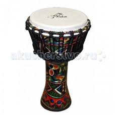 Музыкальный инструмент Yuka Джембе настройка веревочная