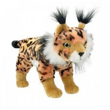 Мягкая игрушка All About Nature Иберийская рысь 20 см