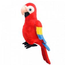 Мягкая игрушка All About Nature Попугай 25 см