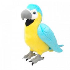 Мягкая игрушка All About Nature Попугай Ара 25 см