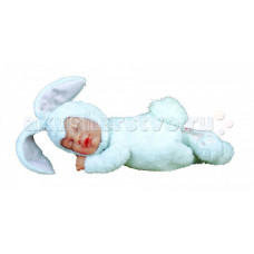 Мягкая игрушка Anne Geddes Детки-кролики 17 см