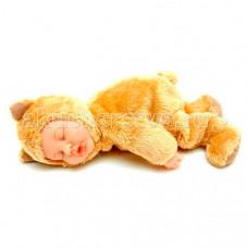 Мягкая игрушка Anne Geddes Детки-мишки 17 см