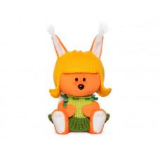 Мягкая игрушка Budi Basa Белка Бика в шапочке и платье 15 см