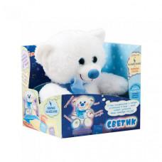 Мягкая игрушка Dream makers Мягкая игрушка Мишка-светик