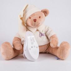 Мягкая игрушка Drema BabyDou Медведь со звуковым эффектом 20 см