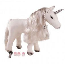 Мягкая игрушка Gotz Белый единорог
