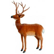 Мягкая игрушка Hansa Белохвостый олень 105 см