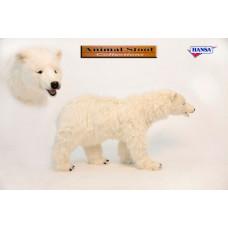 Мягкая игрушка Hansa Полярный медведь 110 см